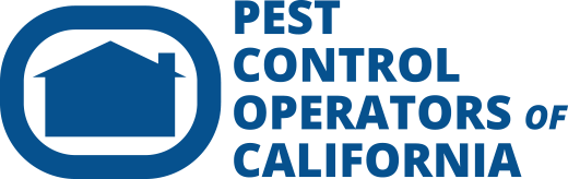 Pest Control Operators of California Logo